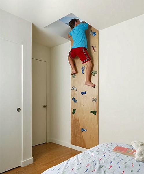Спортивная детская комната