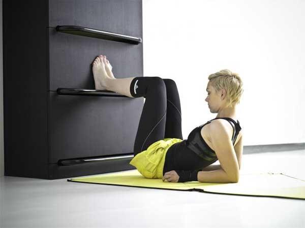 Home Fitness – набор спортивной мебели