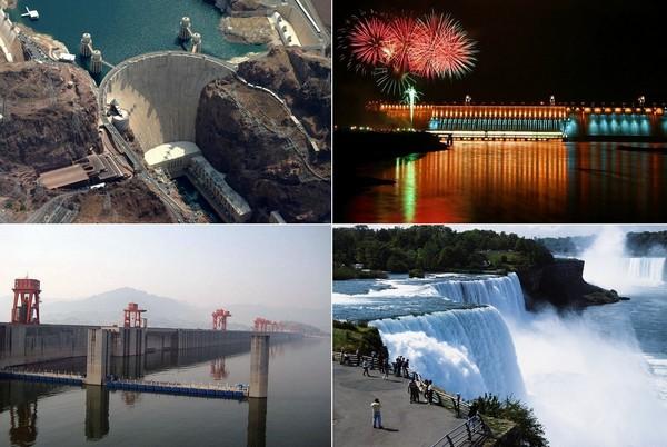 Самые известные и необычные ГЭС в мире