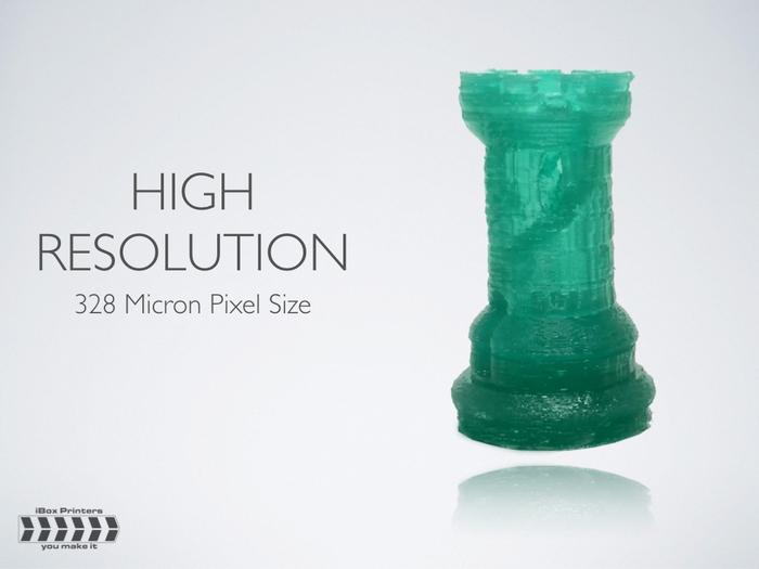 iBox Nano – самый маленький и самый дешевый в мире 3D-принтер