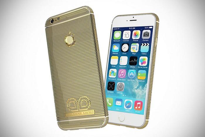 Amosu Call of Diamond iPhone 6 – бриллиантовая версия iPhone 6