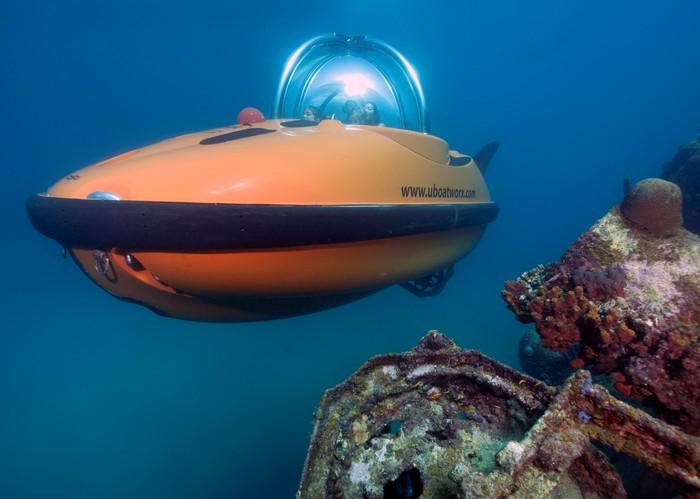 Персональная подводная лодка U-Boat Worx