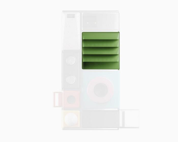 Датчик загрязненности воздуха для модульного телефона Project Ara
