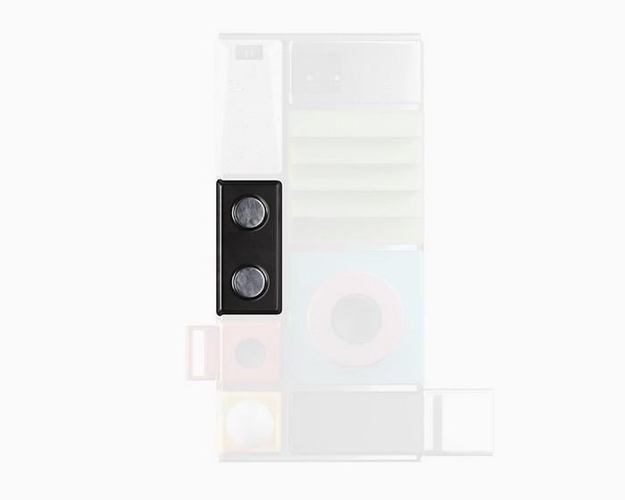 Электрокардиограф для модульного телефона Project Ara