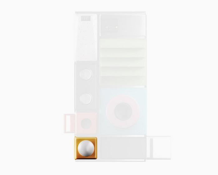 Датчик уровня освещенности для модульного телефона Project Ara
