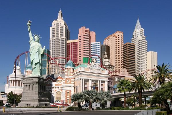 Отель «New York-New York»