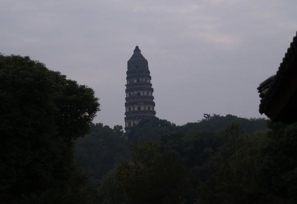 Пагода Тигрового холма. Сужоу. Китай