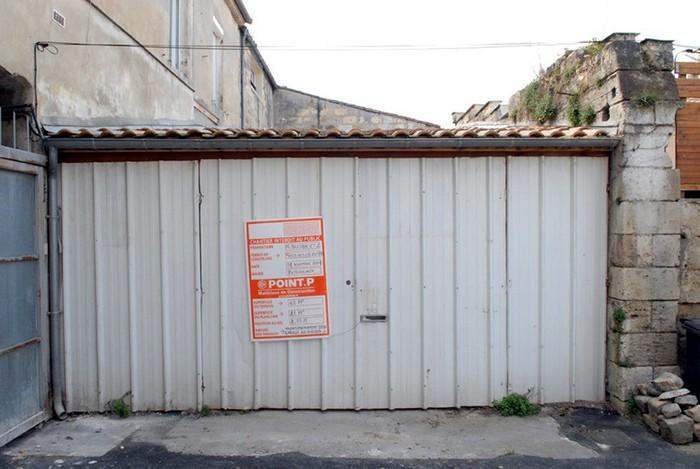 Жилой дом в старом гараже в Бордо