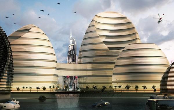Organic Cities – города будущего в Объединенных Арабских Эмиратах