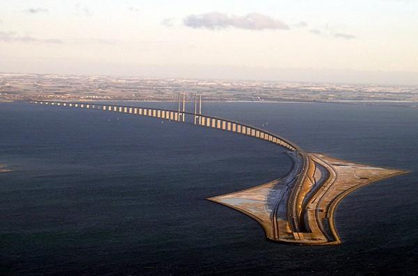 Эресунский мост-тоннель