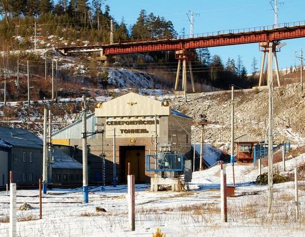 Северомуйский тоннель на БАМе. Источник фото: geocaching.su