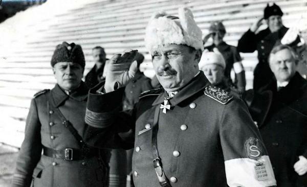 Карл Густав Маннергейм - командующий армией Финляндии. Источник фото: kommari.livejournal.com