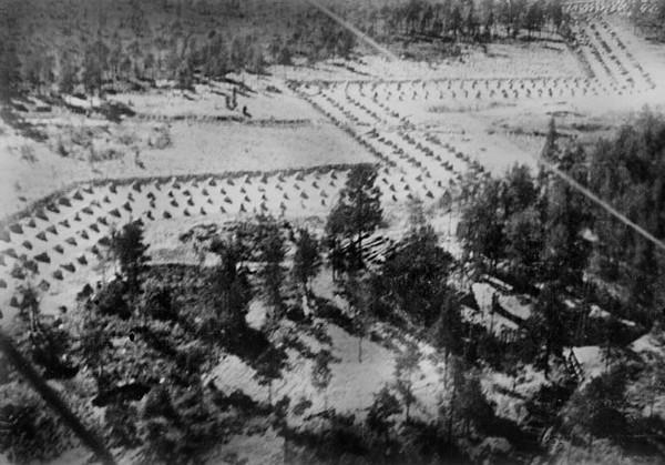 Вид на линию Маннергейма с высоты птичьего полета. Источник фото: intpicture.com