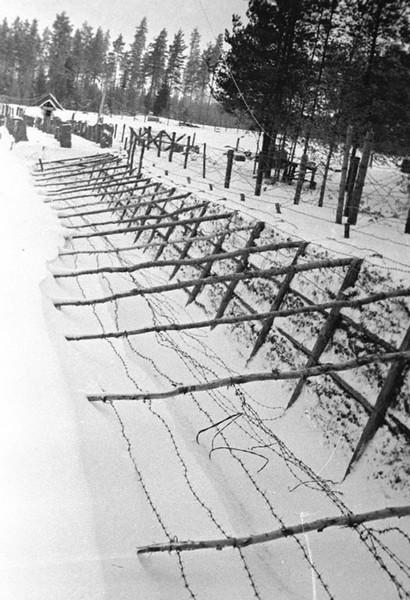 Противотанковый ров на линии Маннергейма. Источник фото: istpravda.ru