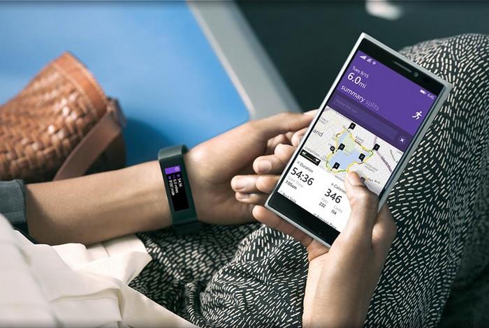 Microsoft Band – фитнес-трекер и умные часы