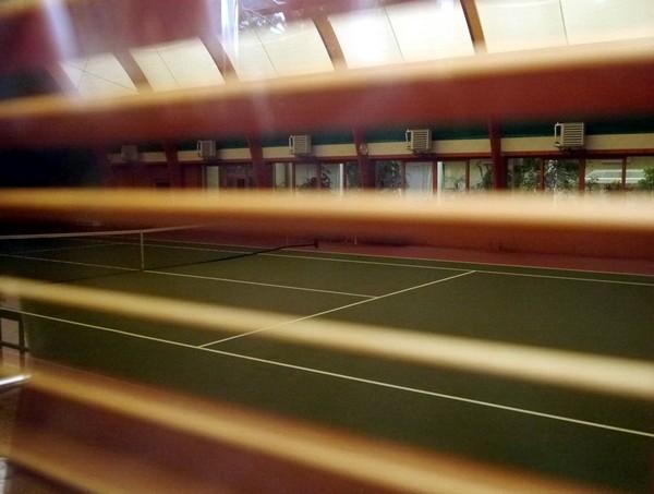 Спортивный комплекс в резиденции Межигорье. Источник фото: interesniy-kiev.livejournal.com