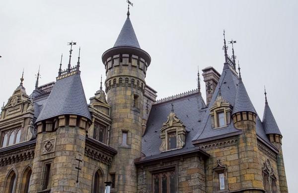 Замок Гарибальди в России