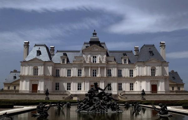 Китайская копия французского замка