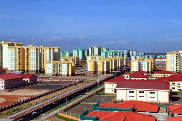 Город-призрак Киламба в Анголе. Источник фото: archdaily.com.br
