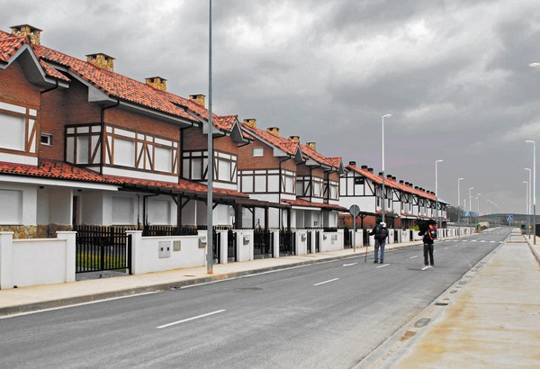 Пилигримы на улицах Сируэнии. Источник фото: flickr.com
