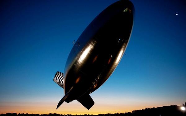 HALE-D – солнечный дирижабль, который заменит спутники