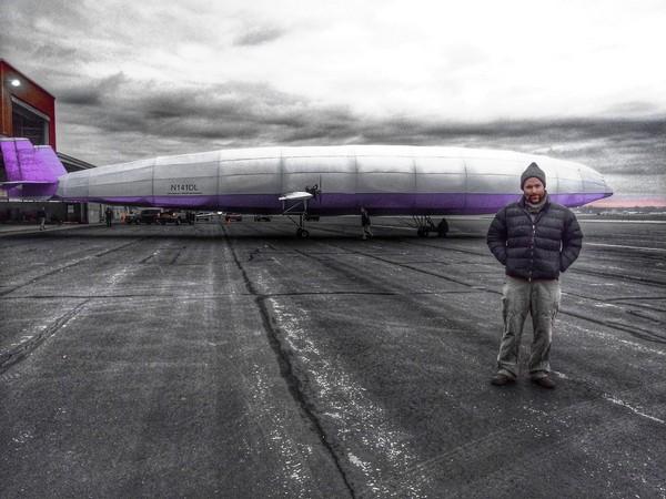 Дирижабль Dynalifter – революция в грузовых перевозках