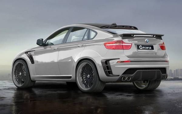 Элитный внедорожник BMW X6 Typhoon RS V10