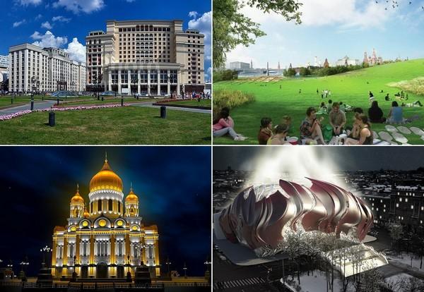 Прошлое, настоящее и будущее Старой Москвы