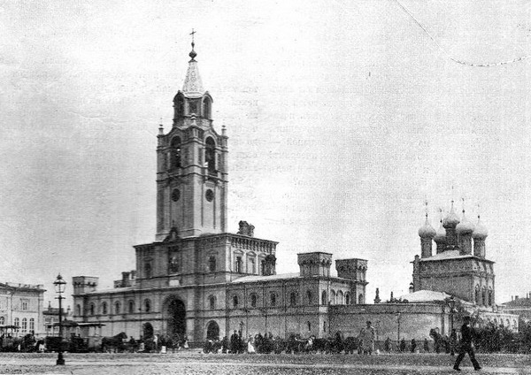 Страстной монастырь. Источник фото: magazines.orthodoxy.su