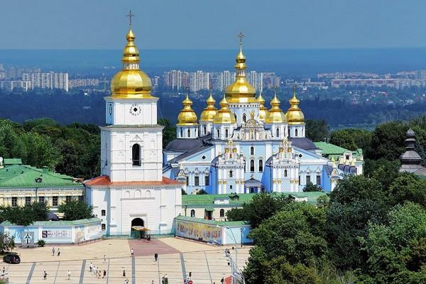 Киево-Печерская лавра. Источник фото: ukraineallaboutu.com