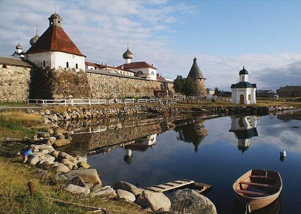 Соловецкий монастырь. Источник фото: newskif.su