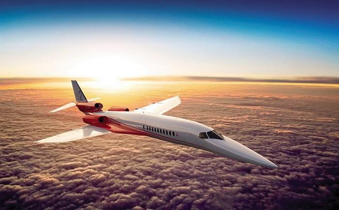 Сверхзвуковой самолет Aerion AS2 от компании Aerion