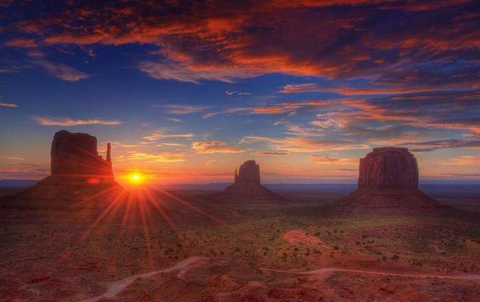 Navajo Solar Project – солнечная энергия для индейской резервации Навахо в США