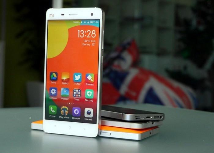 Китайский флагман смартфон Xiaomi Mi4