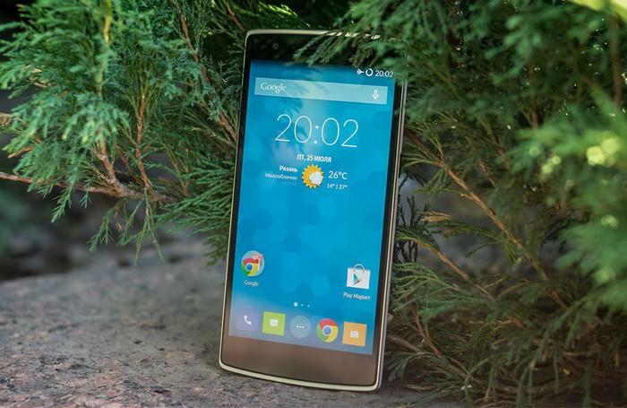 Китайский флагман смартфон OnePlus One
