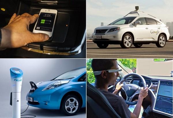 Технологии будущего в современных автомобилях