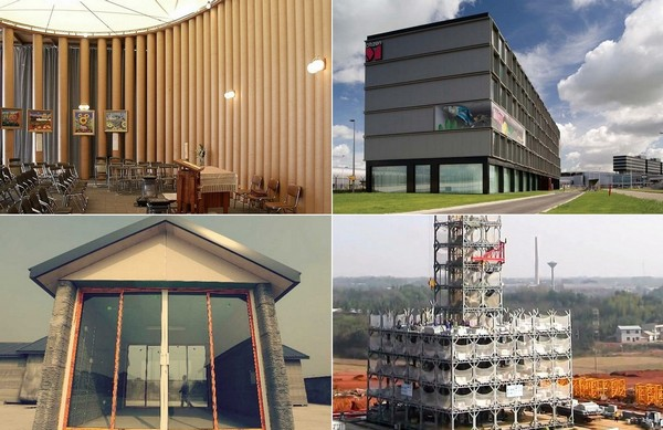 Революционные инновации в строительстве