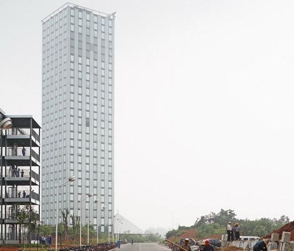 Ark Hotel - тридцатиэтажный отель, построенный за 15 дней