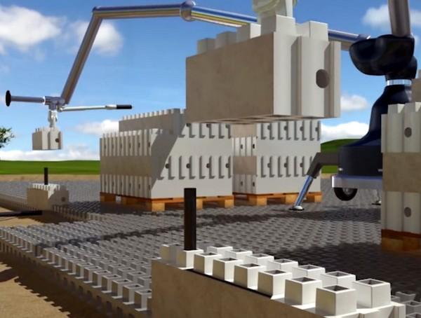 Smart Brick - строительные блоки, похожие на элементы конструктора LEGO