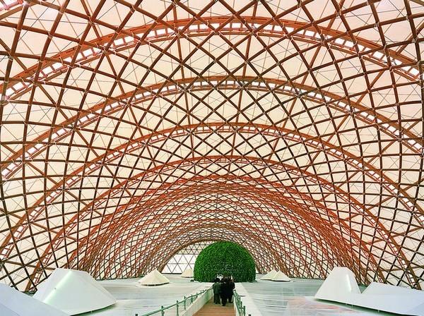 Дома из картона от японского архитектора Шигеру Бана
