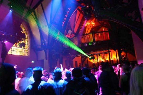 The Church – ночной клуб в Денвере. Источник фото: djvalor.no-ip.info