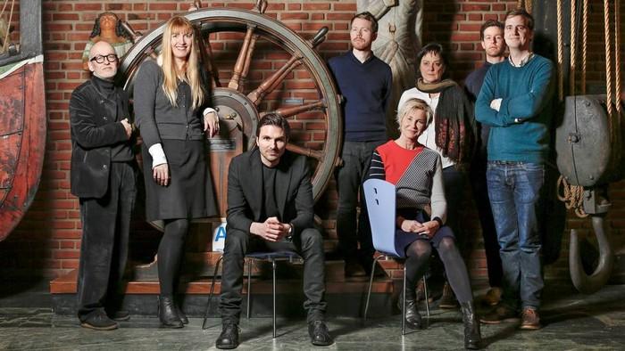 Участники шорт-листа конкурса на определение нового дизайна норвежской кроны