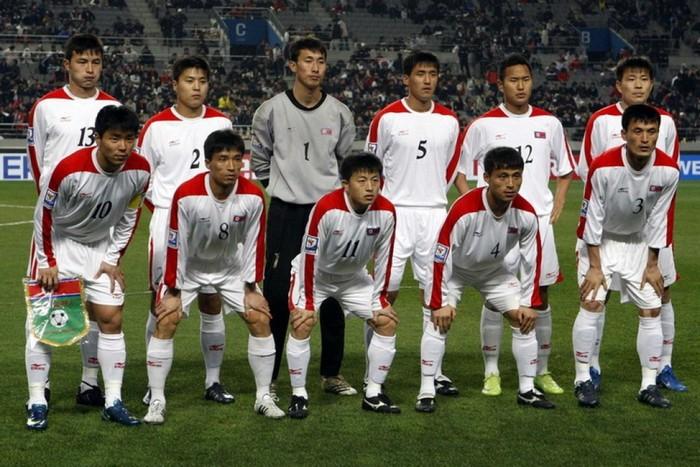 Сборная Корейской Народно-Демократической Республики по футболу