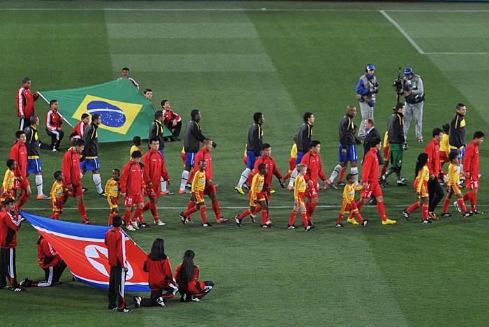 Сборная КНДР на Чемпионате мира по футболу 2010 года в Южно-Африканской Республике