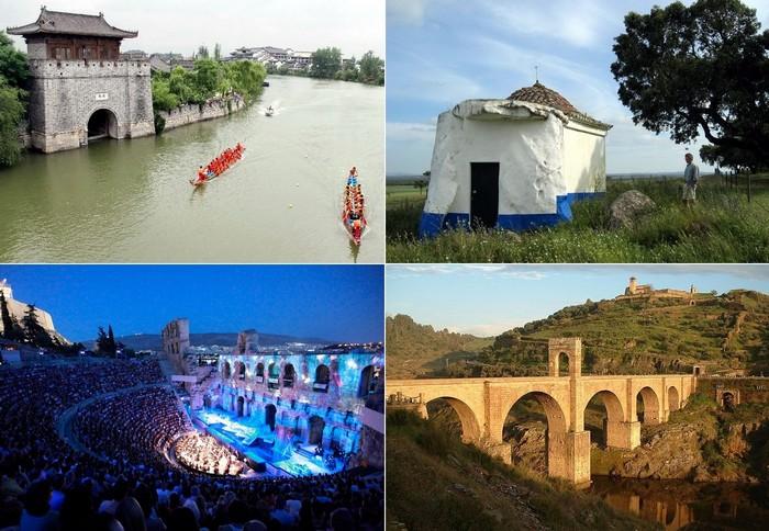 Древние объекты инфраструктуры, которыми люди пользуются до сих пор