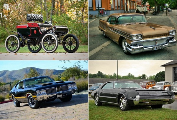 Автомобили марки Oldsmobile