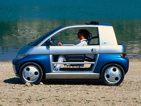 Opel Maxx – автомобиль-конструктор. Источник фото: Oldconceptcars