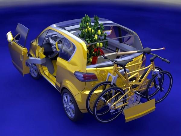 Opel Trixx – идеальный городской автомобиль. Источник фото: Autoreview