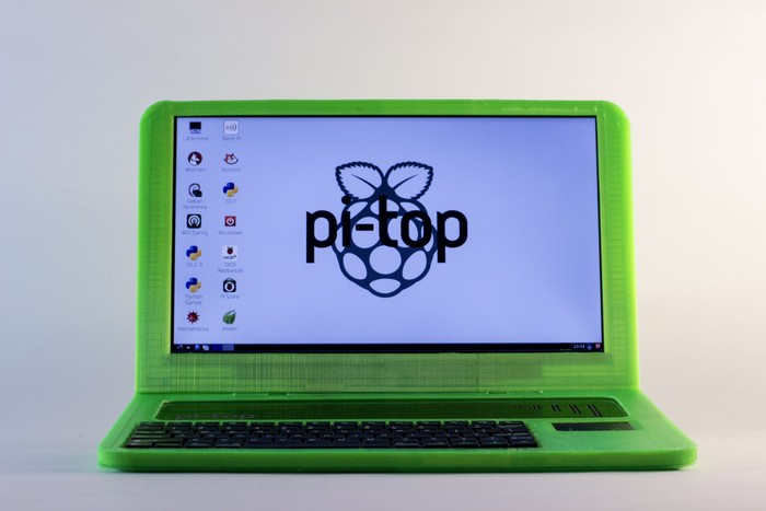 Pi-Top – ноутбук-конструктор на основе платы Raspberry Pi