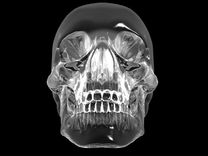 Хрустальные черепа индейцев майя